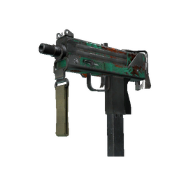 MAC-10 | Last Dive (Battle-Scarred)