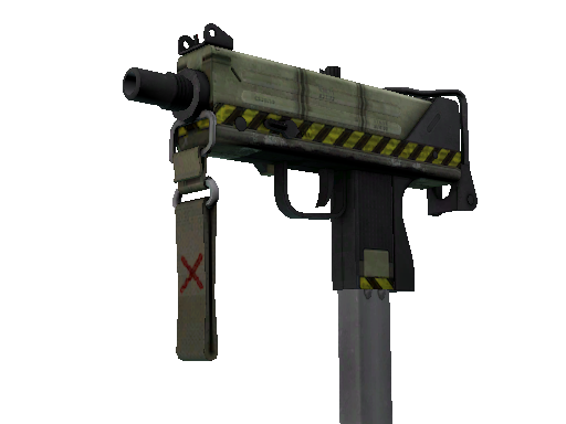 MAC-10 | Classic Crate (Factory New)
