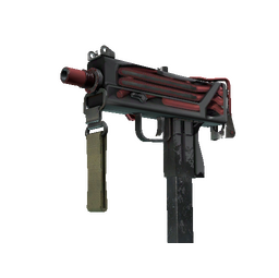 StatTrak™ MAC-10 | Pipe Down (Well-Worn)