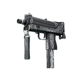 StatTrak™ MAC-10 | Whitefish (Minimal Wear)