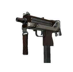 Souvenir MAC-10 | Calf Skin (Battle-Scarred)