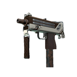 MAC-10 | Calf Skin (Well-Worn)