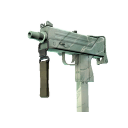 MAC-10 | Surfwood (Minimal Wear)