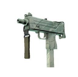 MAC-10 | Surfwood (Well-Worn)