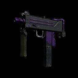 MAC-10 | Ultraviolet (Well-Worn)