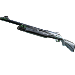 StatTrak™ Nova | Clear Polymer (Battle-Scarred)