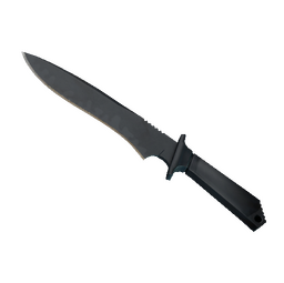 ★ Classic Knife | Night Stripe (Minimal Wear)