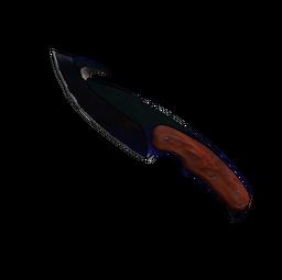 ★ StatTrak™ Gut Knife | Doppler (Minimal Wear)