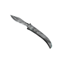 ★ StatTrak™ Navaja Knife | Urban Masked (Well-Worn)