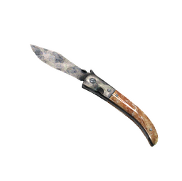 ★ StatTrak™ Navaja Knife | Stained (Battle-Scarred)