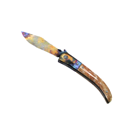 ★ Navaja Knife | Case Hardened (Field-Tested)