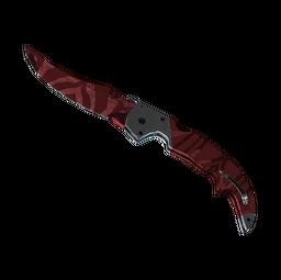 ★ StatTrak™ Falchion Knife | Slaughter (Minimal Wear)