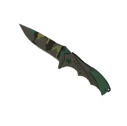 ★ Nomad Knife | Boreal Forest (Minimal Wear)
