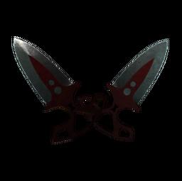 ★ Shadow Daggers | Autotronic (Battle-Scarred)
