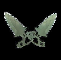 ★ Shadow Daggers | Safari Mesh (Factory New)