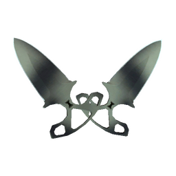 ★ StatTrak™ Shadow Daggers | Scorched (Minimal Wear)