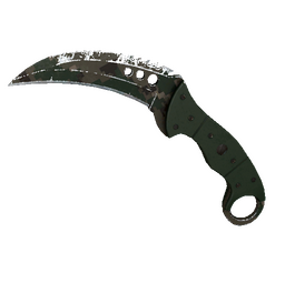 ★ Talon Knife | Forest DDPAT (Field-Tested)