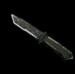 ★ StatTrak™ Ursus Knife | Forest DDPAT (Battle-Scarred)