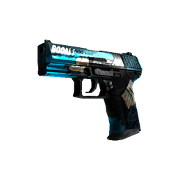 StatTrak™ P2000 | Handgun (Battle-Scarred)