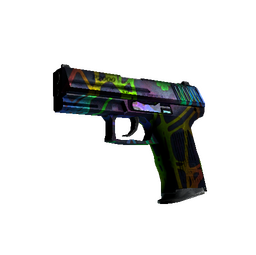 P2000 | Acid Etched (Battle-Scarred)