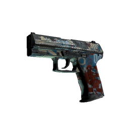 P2000 | Dispatch (Battle-Scarred)