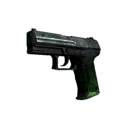 P2000 | Pulse (Battle-Scarred)