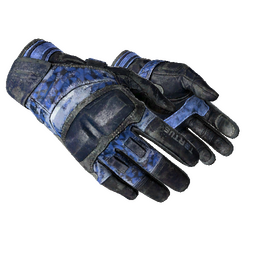 ★ Moto Gloves | Polygon (Battle-Scarred)