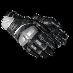 ★ Moto Gloves | Smoke Out (Minimal Wear)