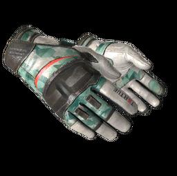 ★ Moto Gloves | Spearmint (Well-Worn)