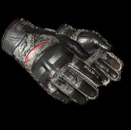 ★ Moto Gloves | Boom! (Minimal Wear)