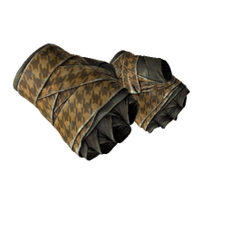 ★ Hand Wraps | Desert Shamagh (Battle-Scarred)