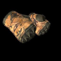 ★ Hand Wraps | Badlands (Well-Worn)