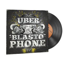 StatTrak™ Music Kit | Troels Folmann, Uber Blasto Phone