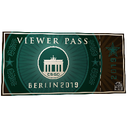 Berlin 2019 Viewer Pass