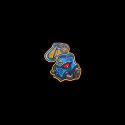Sticker | Primaris Keychain