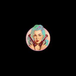 Sticker | Merietta (Holo)