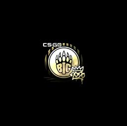 Sticker | BIG (Gold) | 2020 RMR
