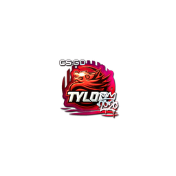 Sticker | TYLOO (Foil) | 2020 RMR