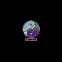 Sticker | Abalone Strafe (Holo)