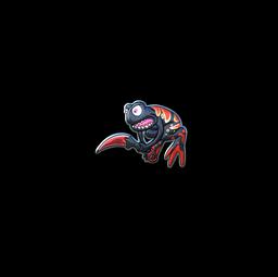 Sticker | Crimson Web Poison Frog (Foil)