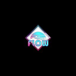 Sticker | Cotton Candy Flow (Holo)