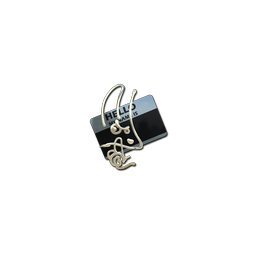Sticker | Hello M4A1-S (Gold)