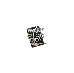 Sticker | Hello P90 (Gold)