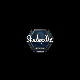 Sticker | Skadoodle | London 2018