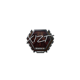 Sticker | Xizt | London 2018