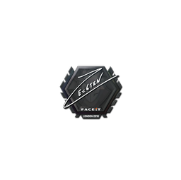 Sticker | Ex6TenZ | London 2018