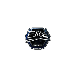 Sticker | EliGE (Foil) | London 2018
