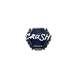 Sticker | crush | London 2018