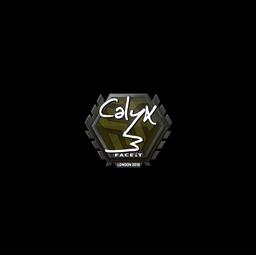 Sticker | Calyx | London 2018