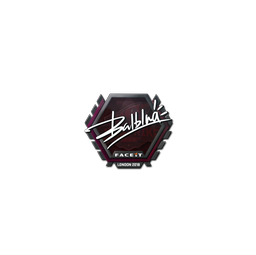 Sticker | balblna | London 2018